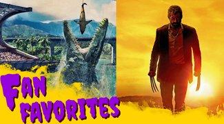 Film-Podcast: Logan, Fargo und die verrückte Story von Jurassic World 2  - Fan Favorites 5.8