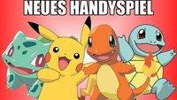 Neues Pokémon-Spiel für iOS und Android angekündigt