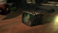 Resident Evil 7: Fan baut Interface der Ingame-Armbanduhr nach