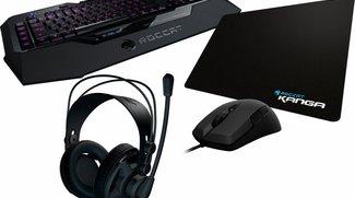 Günstige Gaming-Bundles von Roccat, Razer, Lenovo und Speedlink bei Otto