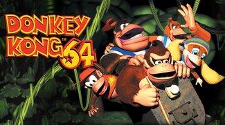 Donkey Kong 64: Alle Speedruns nach 17 Jahren ungültig