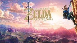 Zelda - Breath of the Wild: Neue Gameplay-Eindrücke veröffentlicht