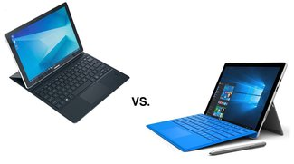 Samsung Galaxy Book 12 vs. Surface Pro 4: Die Königsklasse im Vergleich