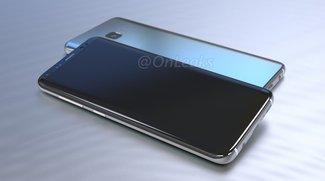 Samsung Galaxy S8 (Plus) in voller Pracht: So schön werden die Smartphones wirklich