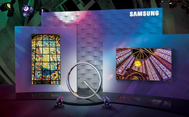 Samsung QLED TV: Das sind die Preise für die superhellen Fernseher