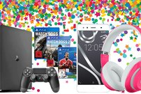 Saturn Faschingsspecial:<b> PS4 + 3 Spiele, Smartphones, Beats by Dr. Dre Studio u.v.m. stark reduziert</b></b>