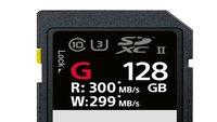 Sony stellt schnellste SD-Karte der Welt vor