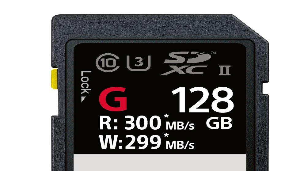 schnellste sd karte Sony stellt schnellste SD Karte der Welt vor