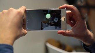 Sony Xperia XZs im Hands-On-Video: Verbesserte Neuauflage für Kamera-Enthusiasten