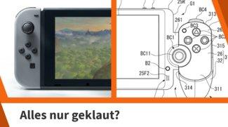 Nintendo Switch: Dieses Sony-Patent von 2015 erinnert an Nintendos Konsole