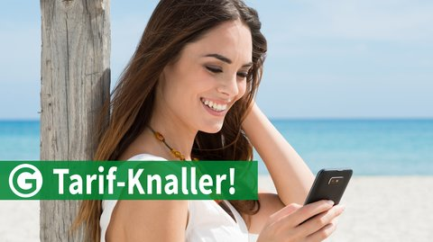 6 GB LTE & Allnet-/SMS-Flat für 17,49 € oder 19,99 € monatlich kündbar