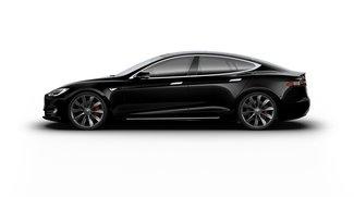 Tesla Model S bricht Rekord für Serienfahrzeuge dank Geheimmodus