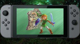 Nintendo Switch: ein 2D-Zelda ist laut Aonuma eine Möglichkeit