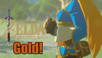 The Legend of Zelda - Breath of the Wild: Gold Status verkündet und Video zum Pro-HUD