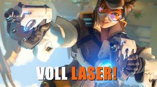 Overwatch: So gefährlich ist Tracers Pistole wirklich