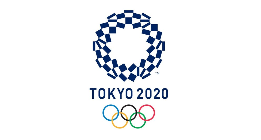 Das Logo der Olympiade 2020 in Tokyo (Quelle: The Tokyo Organising Committee of the Olympic and Paralympic Games)