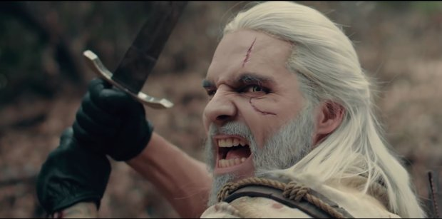 The Witcher: Fantastischer Fan-Film mit Triss & Geralt