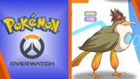 Overwatch + Pokémon: So sehen die Watchemon aus
