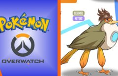 Overwatch + Pokémon: So sehen...