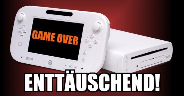 Wii U: Keine Nintendo-Konsole verkaufte sich weniger