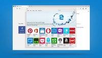 Windows 10 Creators Update: Neue Edge-Browser-Funktionen vorgestellt