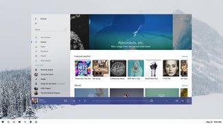 Project Neon: Screenshot zeigt neue Designsprache von Windows 10