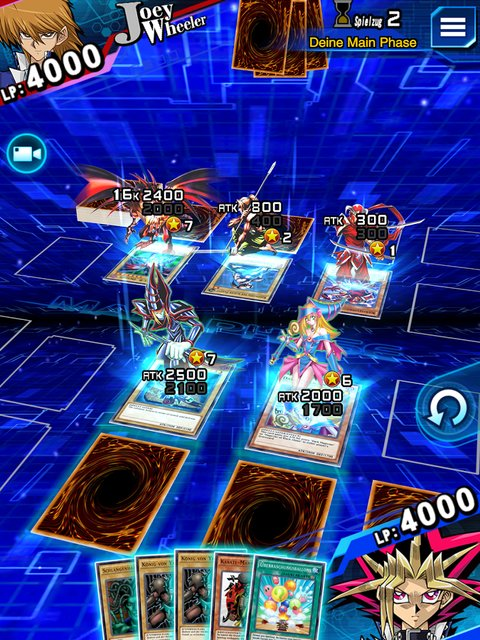 Yu-Gi-Oh Duel Links best deck