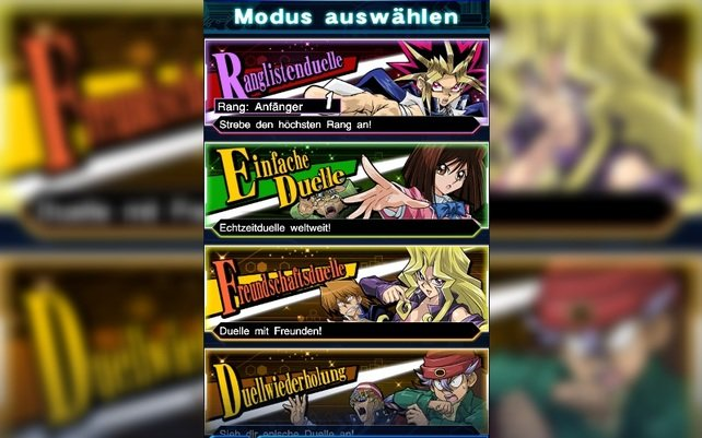 Yu-Gi-Oh! Duel Links PvP