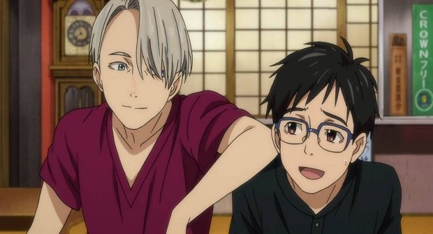 Yuri on Ice Stream Artikelbild