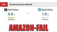 Amazon: Dieses Tool zeigt dir die wahre Kundenwertung eines Produktes