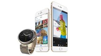 Android Wear 2.0 und das iPhone: (Noch) kein Traumpaar