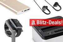 Blitzangebote:<b> Apple-Watch-Halterung, Synology DiskStation, iPhone-Case und mehr heute günstiger</b></b>