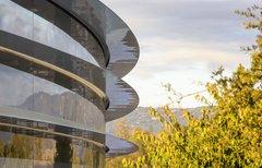 Trotz Apple Park: Apple mietet...