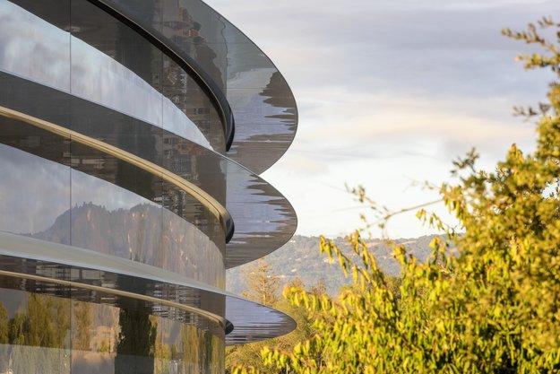 """Apple Park: Warum Apple """"zu viele"""" Parkplätze bauen musste"""