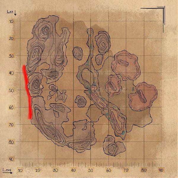 Ark Karte The Island.Ark Survival Evolved Drachen Finden Zähmen Und Züchten