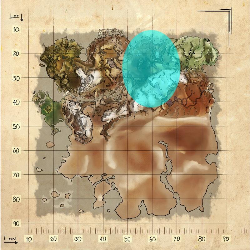 Ark Karte Valguero.Ark Survival Evolved Drachen Finden Zähmen Und Züchten