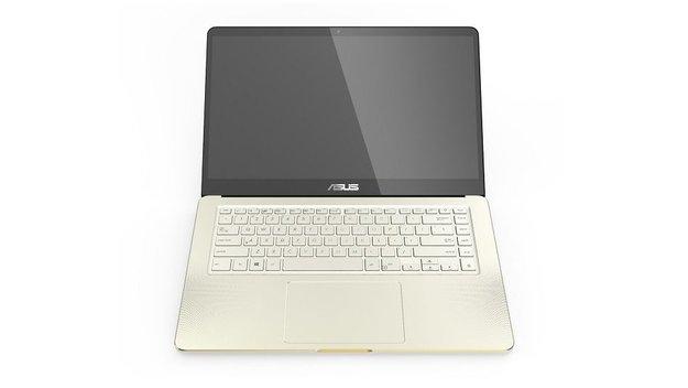 Asus ZenBook Pro: Dünnstes 4K-Notebook mit GeForce GTX 1060 geleakt