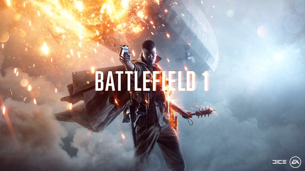 Battlefield 1: Ankündigungstrailer in Microsoft Paint nachgebaut