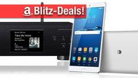 Blitzangebote & CyberSale: HUAWEI MediaPad M3, LG 4K TV, Pioneer Netzwerk Audio-Player, NAS