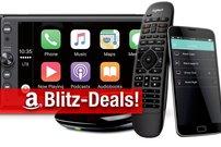 Blitzangebote:<b> Sony Kopfhörer & CarPlay-System, Smarthome Fernbedienung, Multimedia NAS zum Bestpreis</b></b>