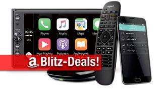 Blitzangebote: Sony Kopfhörer & CarPlay-System, Smarthome Fernbedienung, Multimedia NAS zum Bestpreis