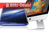 Blitzangebote & CyberSale: iMac 4K, randloses 10-Kern Elephone S7 Smartphone, Polaroid Cube Cam