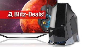 Blitzangebote: Gaming-PC und - Mäuse, LG TV, AirPrint-Drucker, NAS zum besten Preis