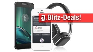 Blitzangebote: Moto G4 Play, iPhone 4S, Harman Kardon Soho Wireless, Anker mit 45% Rabatt