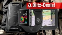 Blitzdeals & CyberSale: Apple Watch in Space Grau, Sony Boombox, TomTom Via 52 zum Bestpreis