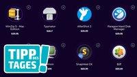 Software-Bundle mit AfterShot, Yummy FTP Pro, WinZip 5 und mehr