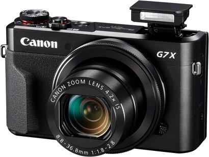Zu gewinnen: Die Canon Powershot G7X Mark II