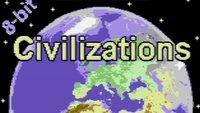 8 Bit Civilizations: Fanspiel für den C64 in Arbeit
