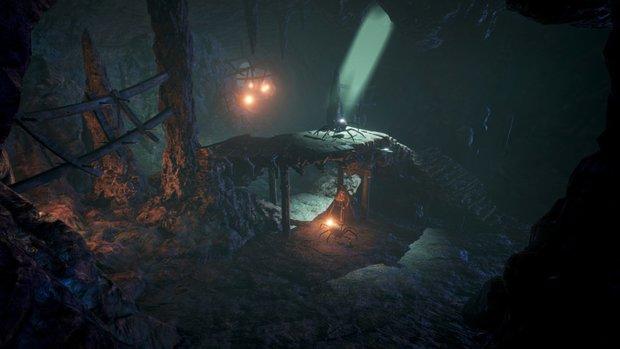 Conan Exiles: Alle Höhlen und Dungeons auf einer Karte