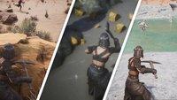 Conan Exiles: Schwefel und Teer finden (mit Karte)